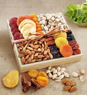 Natures Plenty Dried Fruit  Nuts