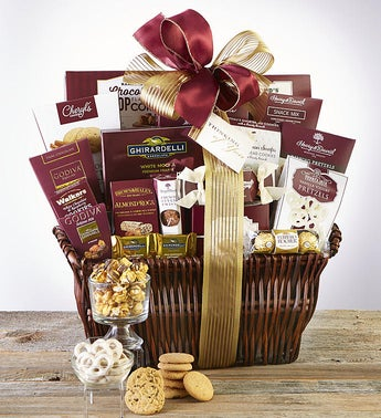 Thinking of You Deluxe Balsam Gift Basket
