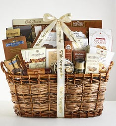 You're in our Thoughts Sympathy Gift Basket