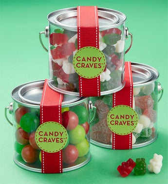 Candy Craves Sweet Holiday Treats set of 3