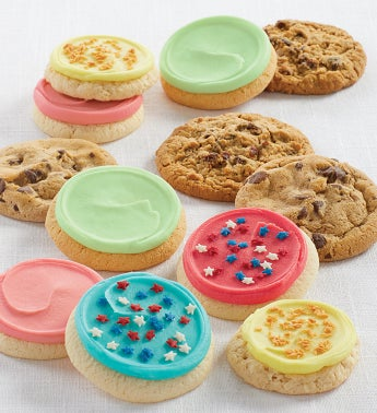 Pay-as-you-go and SAVE Best of the Holiday Cookie Club