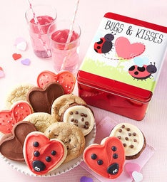 Bugs & Kisses Gift Tin