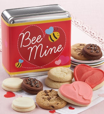 Be Mine Valentines Day Mini Gift Tin