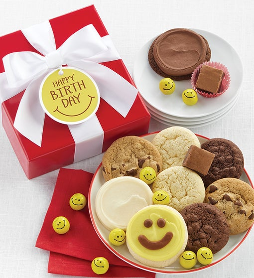 Happy Birthday Treats Gift Box