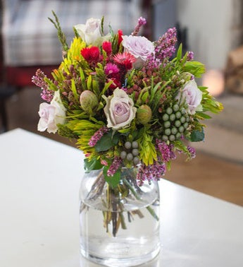 Safari Blush Bouquet