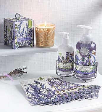 Michel Design Works® Lavender Bath Essentials