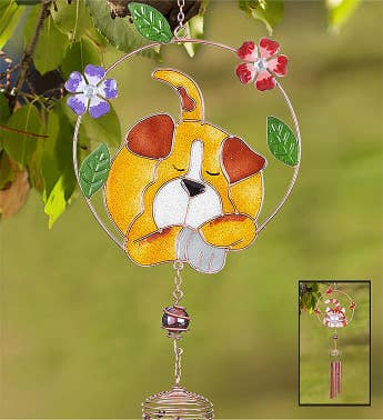 Pet Wind Chime- Dog or Cat