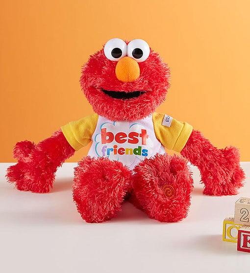 Gund® Animated Best Friend Elmo and Counting Book
