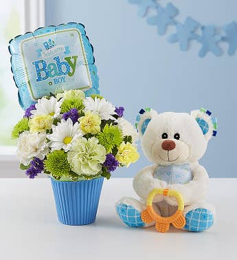 Lotsa Love® Welcome Baby Boy