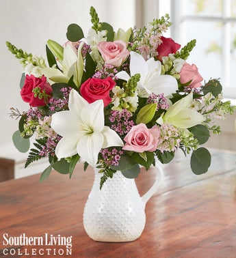 Delicate Delight Bouquet by Southern Living
