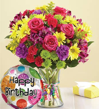 It's Your Day Bouquet® Happy Birthday