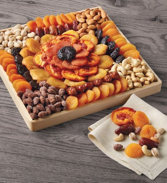 Dried Fruit and Nut Tray