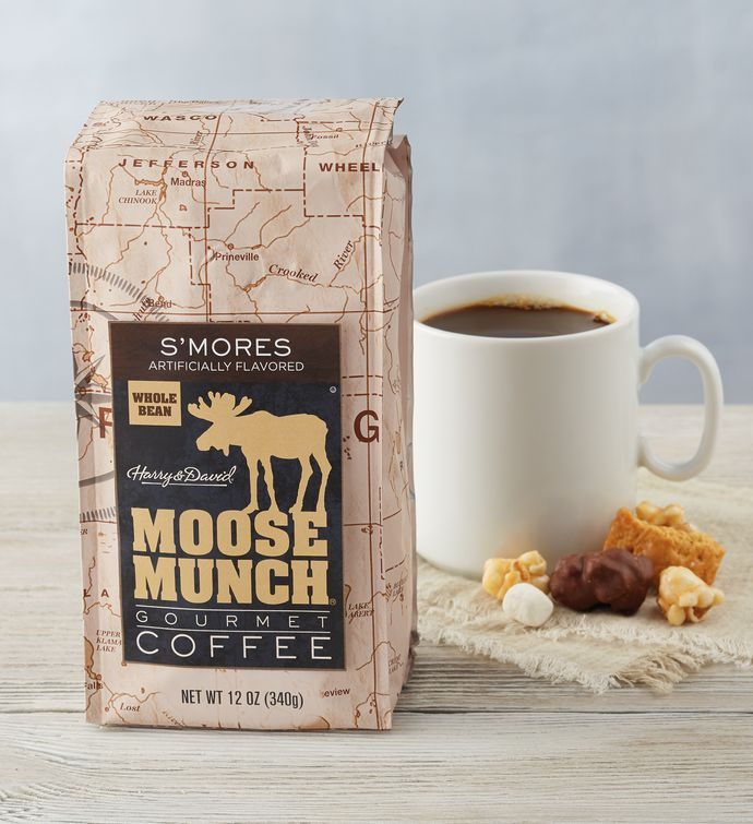 Moose Munch174 S39mores Coffee