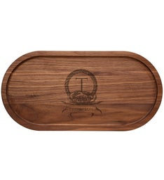 Personalized 20x9 Artisan Cutting Board