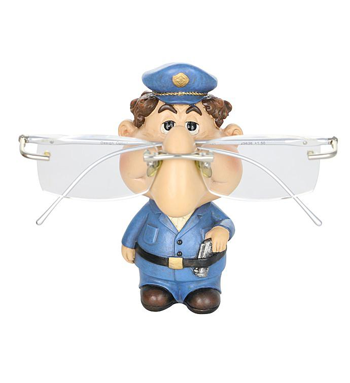 Policeman Eyeglass Holder