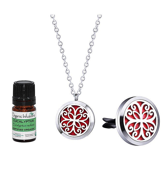 Loving Butterflies Essential Oil Gift Set