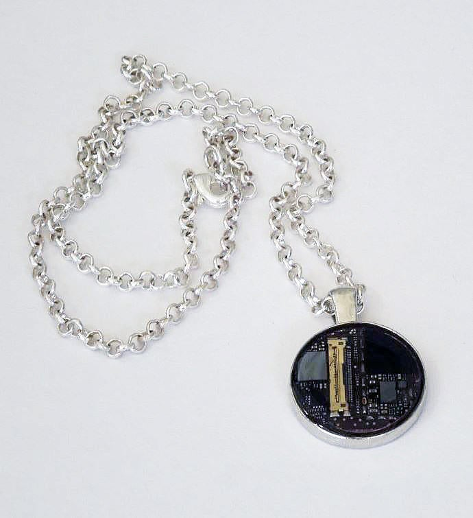 Wearable Technology Necklace