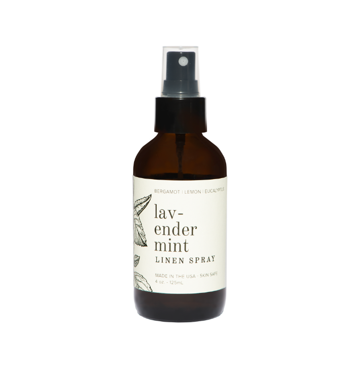 Body and Linen Spray 4 Oz Botanical Collection