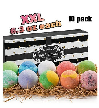 USA Deluxe Natural Bath Bomb Set