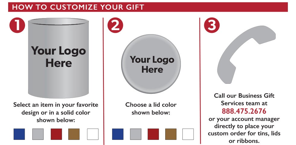 How To Customize Your Gift