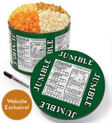 Word Jumble Tins