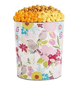 Spring Awakening Popcorn Tins