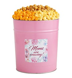 Moms Are Amazing Popcorn Tins