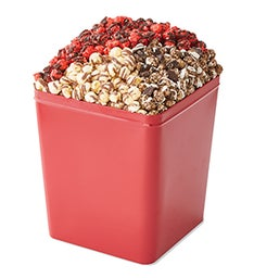 NEW Chocolate Trio Popcorn Tins