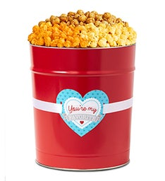 You're My Favorite Popcorn Tins