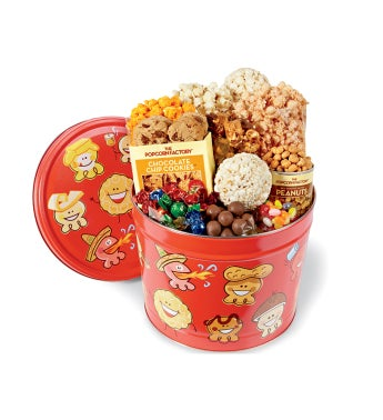 Popcorn Pals™ Snack Assortment