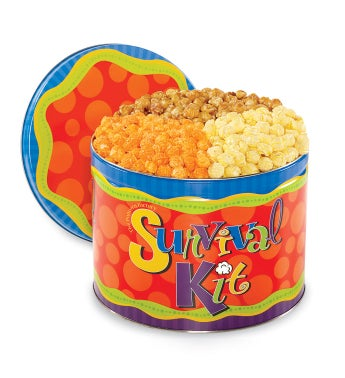 2 Gallon Bottomless Refillable Snack Club for College Students