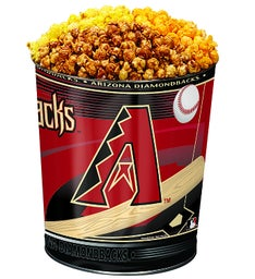 Arizona Diamondbacks 3-Flavor Popcorn Tins