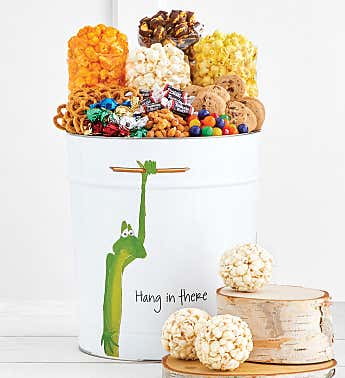 Hang In There Deluxe Snack Assortment