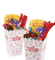 Movie Night Scoop Boxes - Set of 2