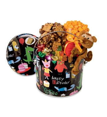 Birthday Animal Fun Pail