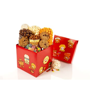 Popcorn Pals™ Snack in the Box Sampler