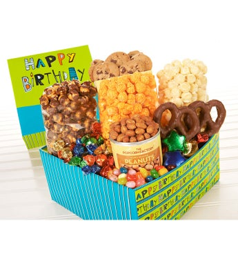 Great Big Happy Birthday Sampler