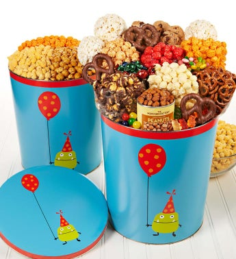 Little Monster Popcorn & Snack Assortment
