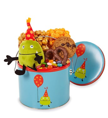 Little Monster Fun Pail