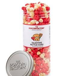 Valentine Kettle Corn
