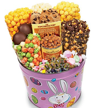 Mr Fun Bunny Snack Assortment