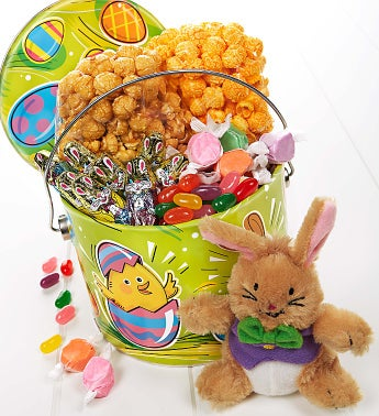 Egg-Ceptional Easter Fun Pail