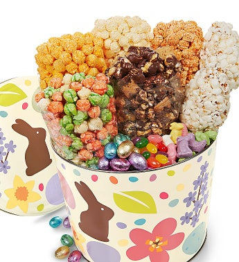 Chocolate Bunny Snack Assortment
