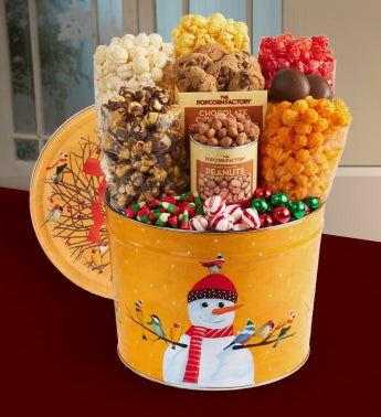 Frosty Friends Snack Assortment