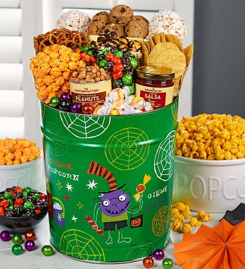 Gimme Candy Deluxe Snack Tin