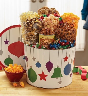 Jewel Ornaments Snack Assortment