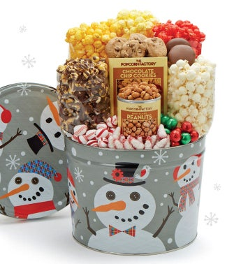 Snowtime Snack Assortment