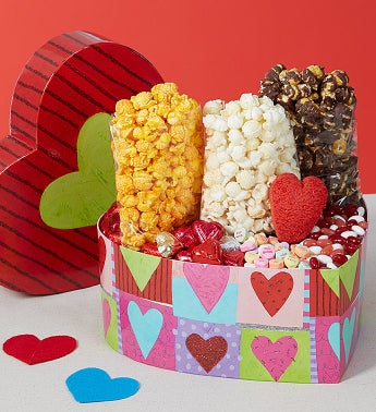 Heart Deco Treat Box