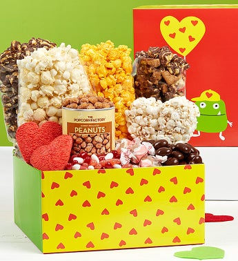 Valentine Monster Sampler