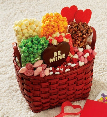 Valentine Monster Basket